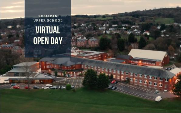 Sullivan Upper School Virtual Open Day