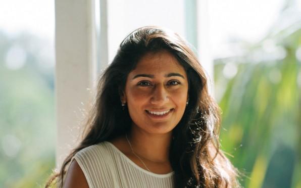 Samira Sohail (Class of 2004)