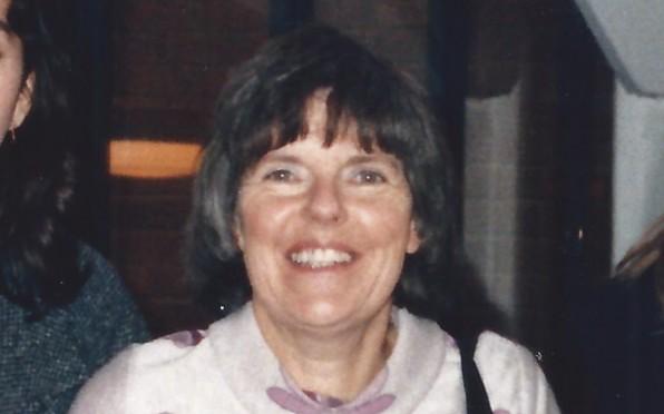 Miss McKernan in 1985