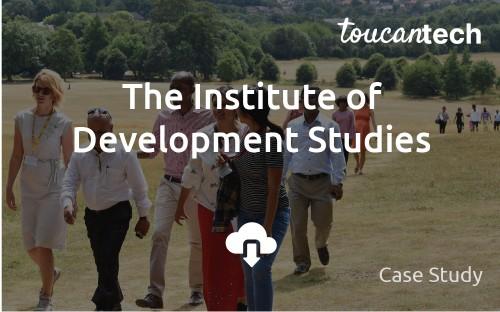 The Institute of Development Studies Alumni Network