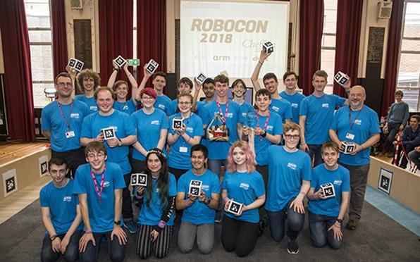 Hills Road Robotics Team
