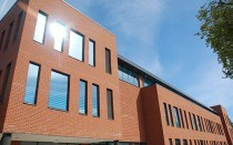 The new building is now OPEN!