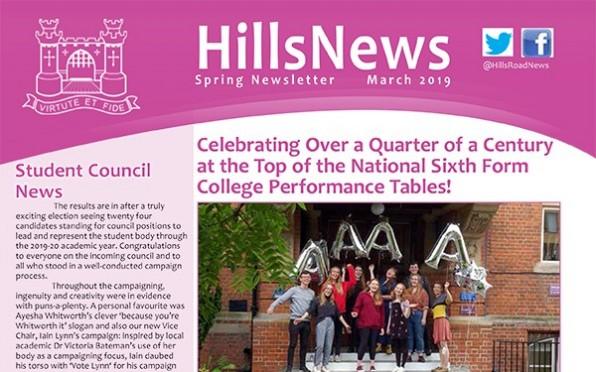 HillsNews Spring 2019