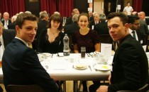 The Old Cantabrigian Society Annual Dinner 2015
