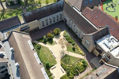 Gallery - College Aerials