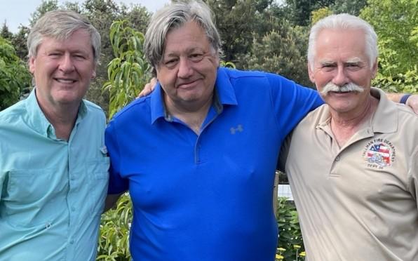 Richard Storey, Chris Matthews & Gilbert Kendzior
