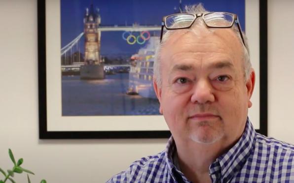 Ian Buckeridge The OJ Club President (2019-Current)