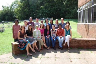 Gallery - Dphil & PhD Group Photos