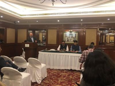 Gallery - IDS Alumni Event New Delhi