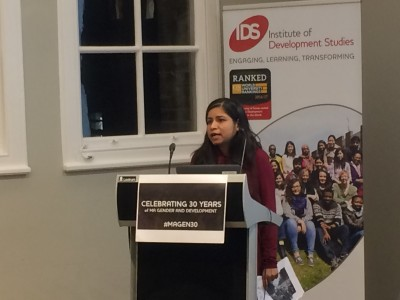 Image - London Alumni 2017 GenderJustice