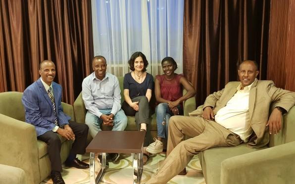 IDS Alumni Meet-Up Ethiopia May 2019