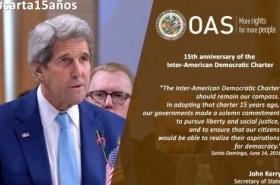 John Kerry, US Secretary of State