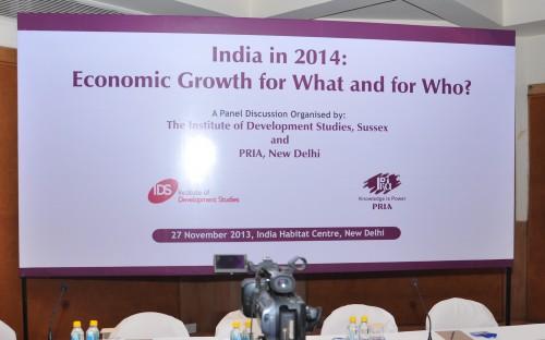 story image for New Delhi Alumni Event 2014