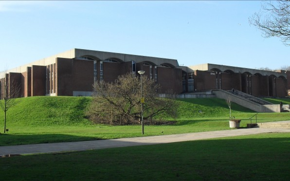 Image: University of Sussex Library Wikimedia Commons
