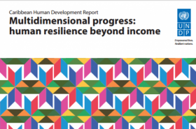 Cover Page - The Caribbean Human Development Report 2016