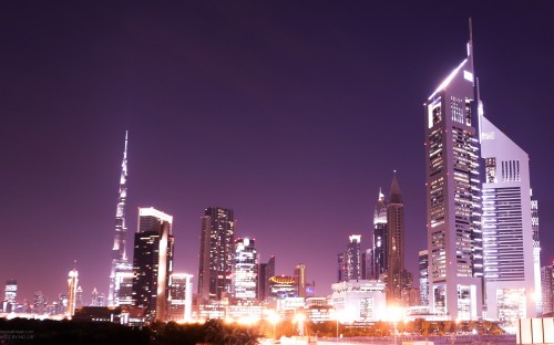 Dubai Towers - Jumeirah Emirates Towers By Bengin Ahmad CC BY-ND 2.0