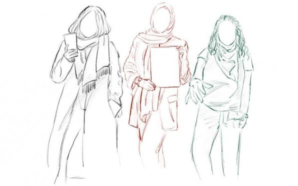 Illustration by Yu-Hsin Chen