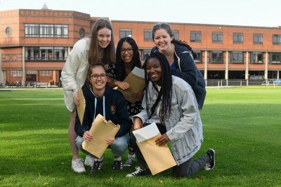 Gallery - A Level Results Day 2021