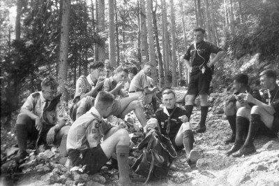Gallery - Trip to Bavaria 1953