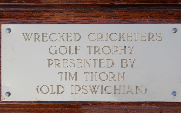 2019 OI Wrecked Cricketers' Golf Reunion