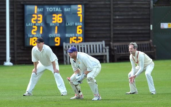 OI v School Cricket match 2019