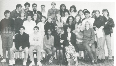 Gallery - Graduating classes from 1985 to 2008