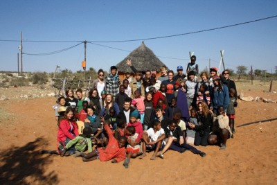 Gallery - Humanitarian Project 2009