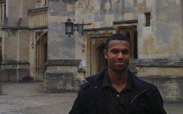 Sul pictured at Oxford in the fall of 2014