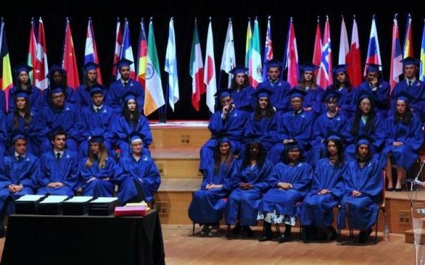 Class of 2017 Graduation Ceremony took place at the Maison de la Radio.