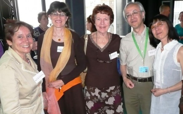 Many teachers and staff members attend our reunions as well.