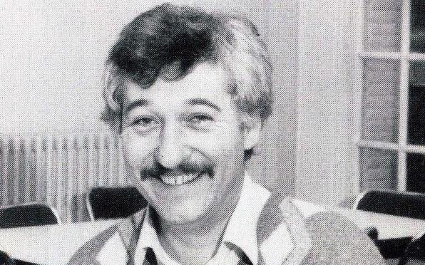 Mr. Collett, still with his moustache