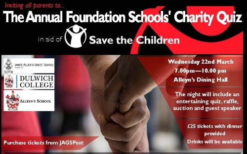 story image for The Second Annual Foundation Schools' Quiz