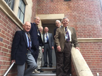 Gallery - 1949 starters 70 years on reunion