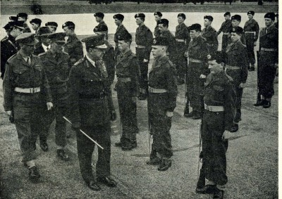 Gallery - The CCF on Parade
