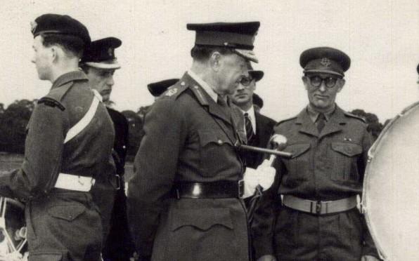 Field Marshal Earl Alexander of Tunis (1957)