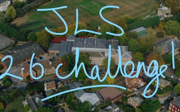Join John Lyon School's 2.6 Challenge!