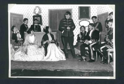 Gallery - David Gibling, English & Drama Teacher - 1955-1979