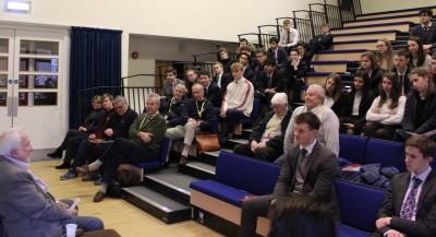 Gallery - Judd during World War II - A Talk by Peter Baker
