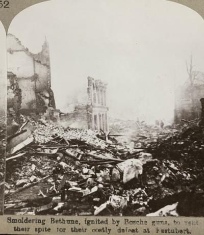 Gallery - WW1 Slides from Cecil Lloyd Morgan