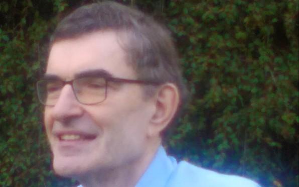 LSS Governor, Ian Nichol