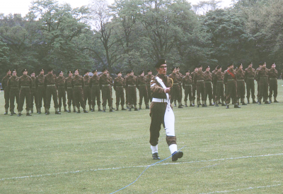 Gallery - Cadet of The Year 1971