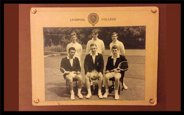 College 1st VI, 1959