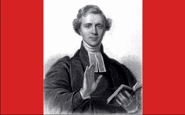 Rev. Hugh McNeile