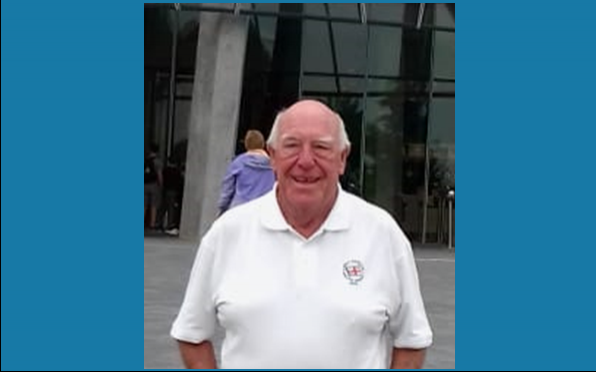 Donald Fowler on holiday in Germany 2019