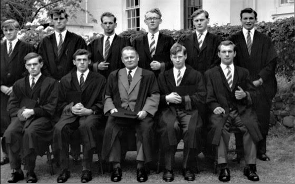Prefects 1961