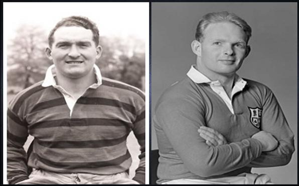 Reg Higgins & Johnnie Robins