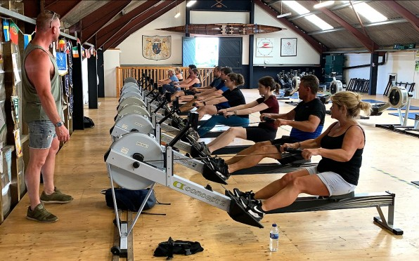 Grosvenor rowers plan to cover 2 million metres for The Big Row