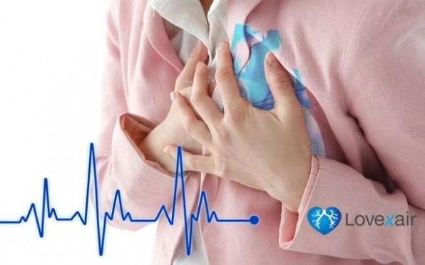 Dolor, agotamiento, fatiga son algunos de los síntomas de la Hipertensión Pulmonar