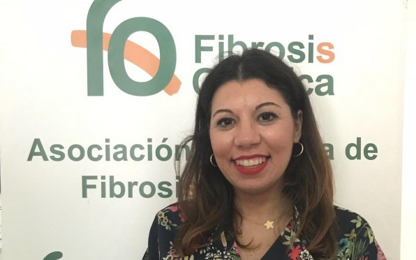 Dra. María Auxiliadora Domínguez Ojeda - Presidenta de la Asociación Andaluza de Fibrosis Quística