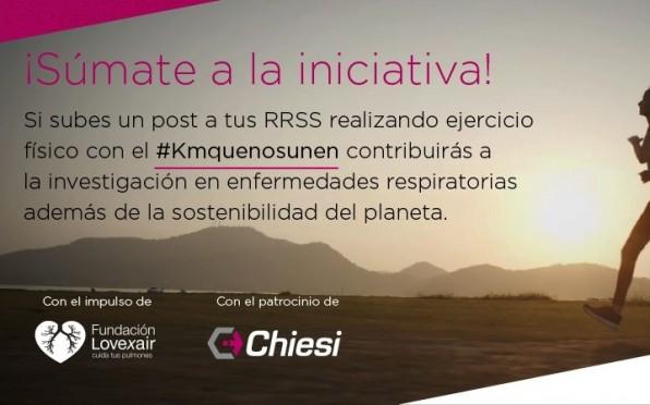 #Kmquenosunen #Respiraresvida (www.respiraresvida.es)